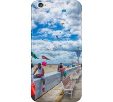 Let's Go Fly A Kite iPhone Case/Skin
