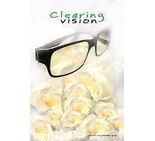 Clearing Vision © Vicki Ferrari Photographic Print