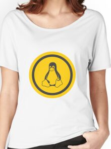 Tux - High Fidelity  Women's Relaxed Fit T-Shirt