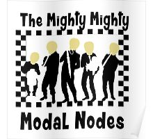 The Mighty Mighty Modal Nodes Poster