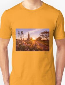 Through The Petunias T-Shirt