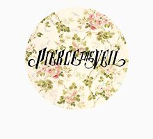 Pierce The Veil(flower background) Unisex T-Shirt