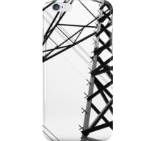 Hydro Lines iPhone Case/Skin