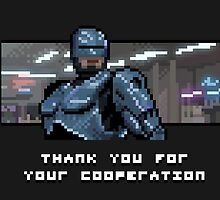 Thank You For Your Pixelation by 84Nerd