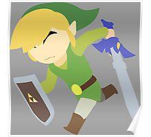 The Legend of Zelda: Wind Waker | Minimalist Poster