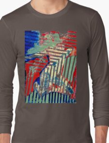 Psychedelic Regiment 2 Long Sleeve T-Shirt