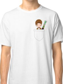 Pocket Who! (Eleventh Doctor) Classic T-Shirt