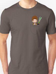 Pocket Who! (Eleventh Doctor) Unisex T-Shirt
