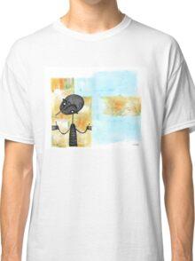 Textural Boundary Classic T-Shirt