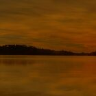 Golden Wishes - Narrabeen lakes, Sydney Australia - The HDR Experience by Philip Johnson