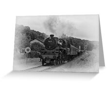 Pickering Crossing Greeting Card