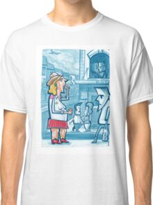 Incident at the Botany View - Observed Classic T-Shirt