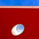 oval window by Karen Stackpole