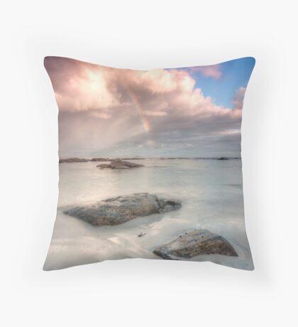 Augusta II Throw Pillow