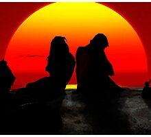 sunrise by Terri  Kruithof