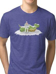Toy Story: Zurg Strikes Back Tri-blend T-Shirt