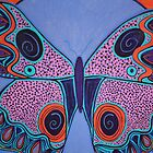 BUTTERFLY DREAMING BY MIRREE by artworkbymirree