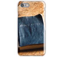 The Book I Love iPhone Case/Skin