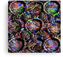 The Colors of the Sun Canvas Print