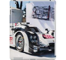 Porsche 919 LeMans Car iPad Case/Skin