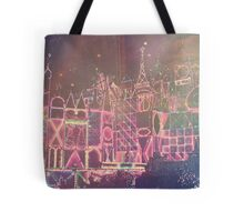 Holly Jolly Lights Tote Bag