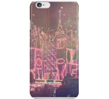 Holly Jolly Lights iPhone Case/Skin