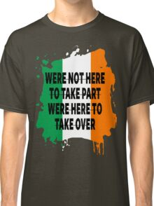 Conor Mcgregor Quote Classic T-Shirt