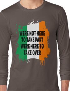 Conor Mcgregor Quote Long Sleeve T-Shirt