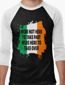 Conor Mcgregor Quote Men's Baseball ¾ T-Shirt