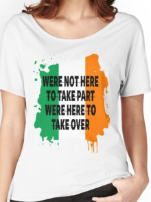 Conor Mcgregor Quote Women's Relaxed Fit T-Shirt