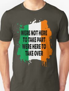 Conor Mcgregor Quote T-Shirt