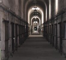 Cell Block - Eastern State Penitentiary, PA by stacieb117