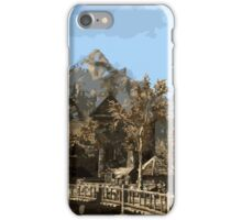 Riften iPhone Case/Skin