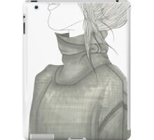 Turtleneck Sweater iPad Case/Skin