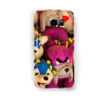 Fluffy Toys Samsung Galaxy Case/Skin