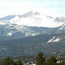 colorado mountain view by Dan Wagner