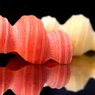 Pasta Forme Strane No3 Red and White by SmoothBreeze7