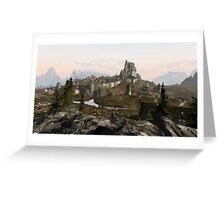 Whiterun Hold Greeting Card