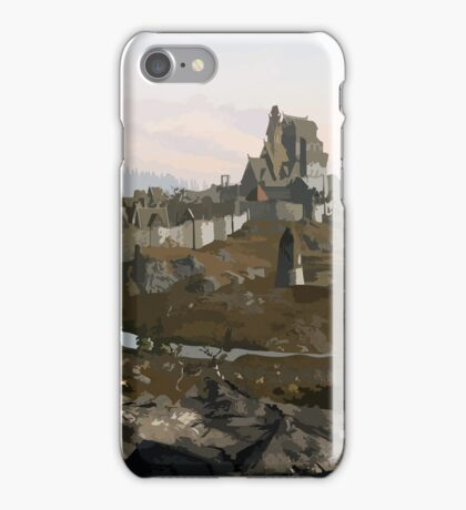 Whiterun Hold iPhone Case/Skin