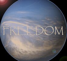 FREEDOM Sphere - BLACK by moonshinepdise