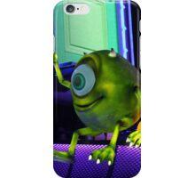 Monsters Inc Paint the Night Disneyland iPhone Case/Skin