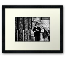 OnePhotoPerDay Series: 174 by L. Framed Print