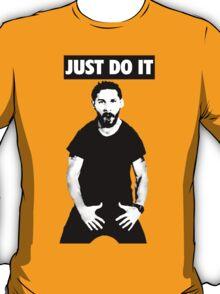 Shia LaBeouf Just Do It T-Shirt