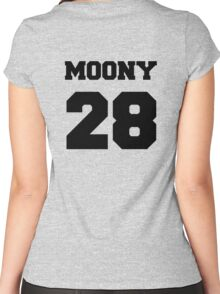 "The Marauders -- Remus ""Moony"" Lupin Women's Fitted Scoop T-Shirt"