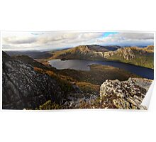 Nothing else matters_Cradle Mountain Poster