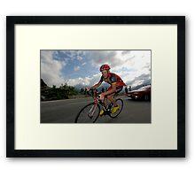 Chris Horner Framed Print
