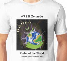 Zygarde - Order of the World Unisex T-Shirt
