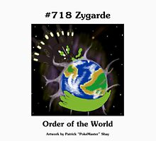 Zygarde - Order of the World Unisex T-Shirt