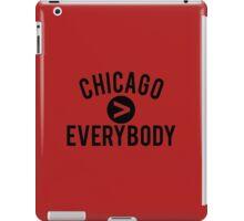 Chicago > Everybody - Bulls iPad Case/Skin