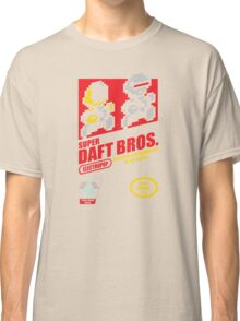 Super Daft Bros. Classic T-Shirt